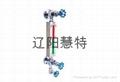 遼陽慧特專業生產石英雙色玻璃管