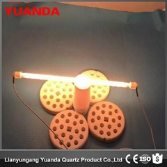 YUANDA infrared quartz heater replacement lamp