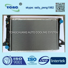 Aluminum auto radiator DPI 1453 for Ford Bronco from China OEM