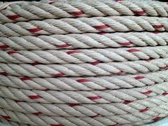 3 or 4 strands Polypropylene/PP rope (Size 4-40 mm)