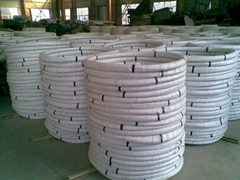 Galvanized steel wire for fishing nets 1.18mm 45kg per coil