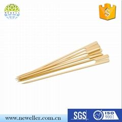 Superior quality customized size disposable bbq stick for kabab