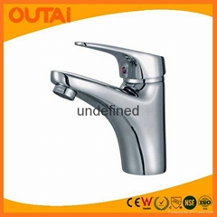 Hot sale Single Hole Bathroom Faucets