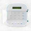 Lookdream Duel Net WiFi GSM Alarm System with Wireless Camera APP Control 4