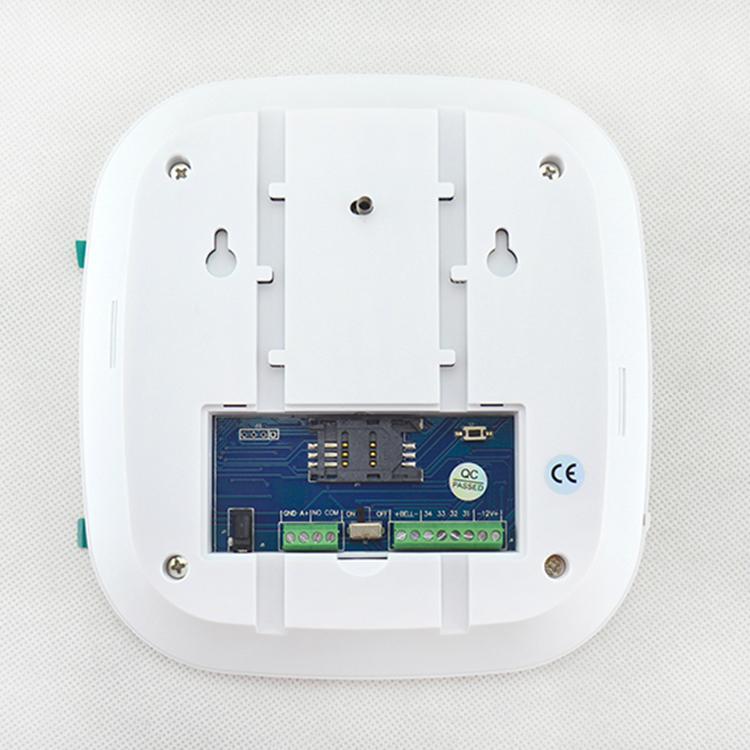 Lookdream Duel Net WiFi GSM Alarm System with Wireless Camera APP Control 5