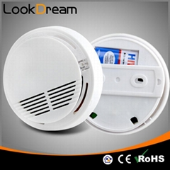 Optical Home Smoke Detector with Good Quality Standard From Smoke Alarm Companie