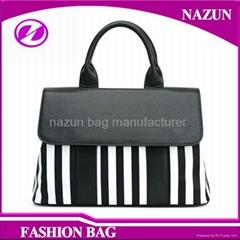 2017 Fashion Europe Style Women Hard leather Tote Hand Bags Wholesale PU Lady Ha