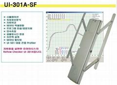 韓國UISYS回流爐溫度測試儀UI-301A-SF