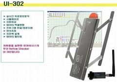 韓國UISYS回流爐溫度測試儀UI-302