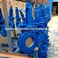 Mud Knife Gate Valve Carbon Steel Stainless Steel China