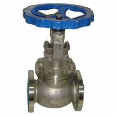 API 300LB Stianless Steel Butt welding globe valve for Oil