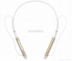 Bluetooth stereo neckband headset headphone