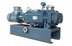 干式变螺距螺杆真空泵 RMD系列300