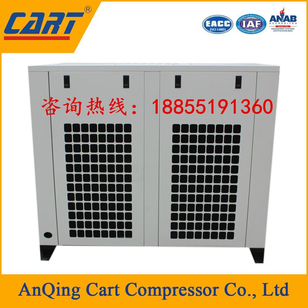 安徽合肥37KW变频双螺杆空气压缩机工厂直销 3