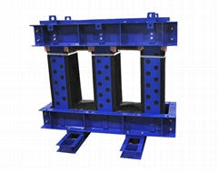 Three Phase Three Column Include Clamping Element Amorphous Iron Core