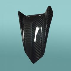 Carbon Fiber Motorcycle Rear Tire Cover Hugger Fender Mudguard Splash Guard Fair