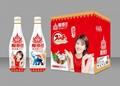 1.38L红色喜庆大瓶椰子汁