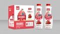 1L 大瓶红枣枸杞味果粒酸奶