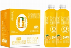 1.08L大瓶艾尔牧鲜橙汁