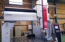 日本三菱三維五軸激光切割機 1