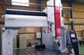 日本三菱三维五轴激光切割机 1