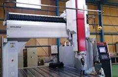 日本三菱三维五轴激光切割机