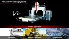 Mitsubishi三菱三维激光切割机