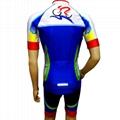 骑行服套装男女短袖夏季单车服山地自行车衣服速干骑行短裤 2