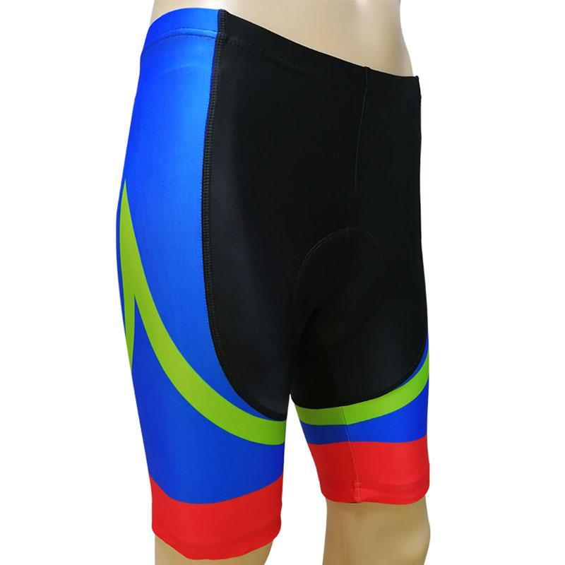 骑行服套装男女短袖夏季单车服山地自行车衣服速干骑行短裤 3