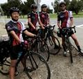 骑行服男 山地车公路车夏季短袖速干自行车骑行服套装 5