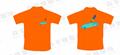 工作服t恤定制广告文化衫diy企业polo衫定做短袖翻领夏装工衣印字 5