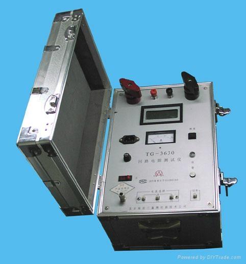 回路电阻测试仪 1