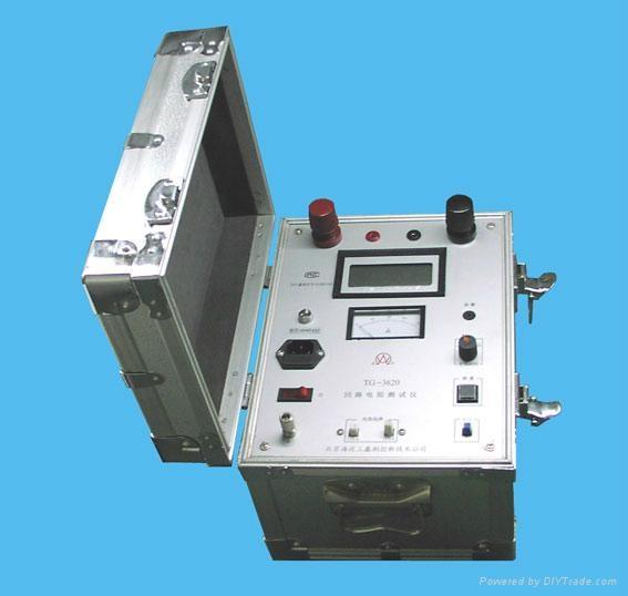 回路电阻测试仪 3