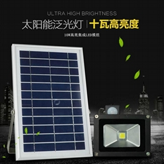 N500H集成人體感應戶外LED氾光燈