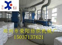 行走式抓棉機 全自動生產模式