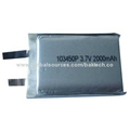 Lithium-ion Polymer Rechargeable Cell 2