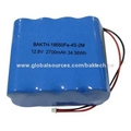 Lithium Iron Phosphate Rechargeable