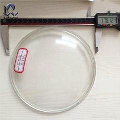 直徑178mm透鏡高硼硅玻璃蓋子用於PAR56舞臺效果燈游泳池燈
