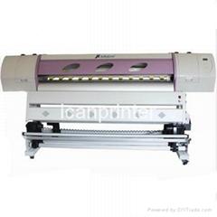 1680F Digital Eco Solvent Inkjet Printer
