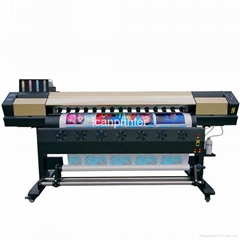 Eco Solvent Printer With Single DX5/DX7 Printhead