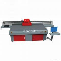 ICAN-2513 Digital Flatbed UV Printer