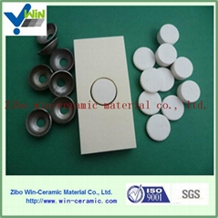 Different types of ceramic alumina tile packaging