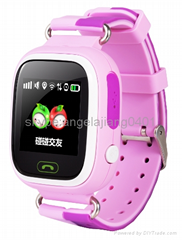 Hot Selling Children Smart Watch GPS,LBS ,WIFI Tracker for Boys &Girls Google ma