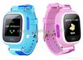 Hot Selling Children Smart Watch GPS,LBS ,WIFI Tracker for Boys &Girls Google ma 2