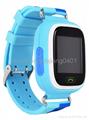 Hot Selling Children Smart Watch GPS,LBS ,WIFI Tracker for Boys &Girls Google ma 4
