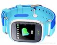 Hot Selling Children Smart Watch GPS,LBS ,WIFI Tracker for Boys &Girls Google ma 3