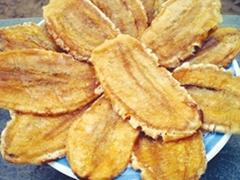 Dried Banana Fruit
