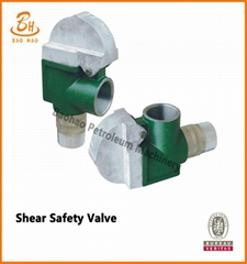 JA-3 Safety Cut Off Valve for Triplex Mud Pump