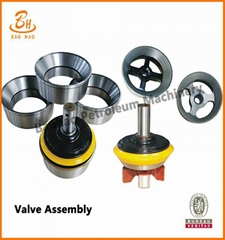 Valve Assembly for Mud Pump