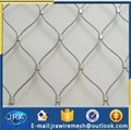 15 years factory stainless steel cable net
